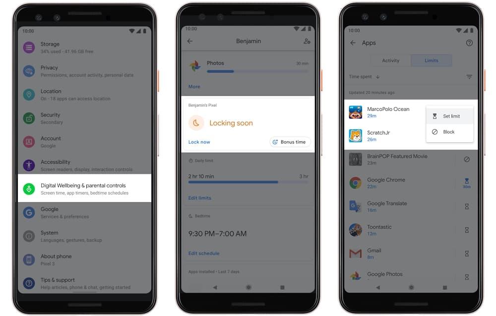 Android Q มีอะไรใหม่