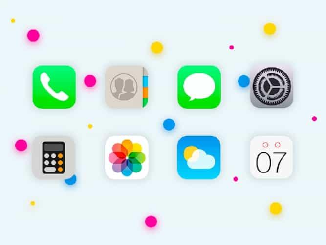 เปลี่ยนหน้าตามือถือ Android ให้เหมือน iPhone