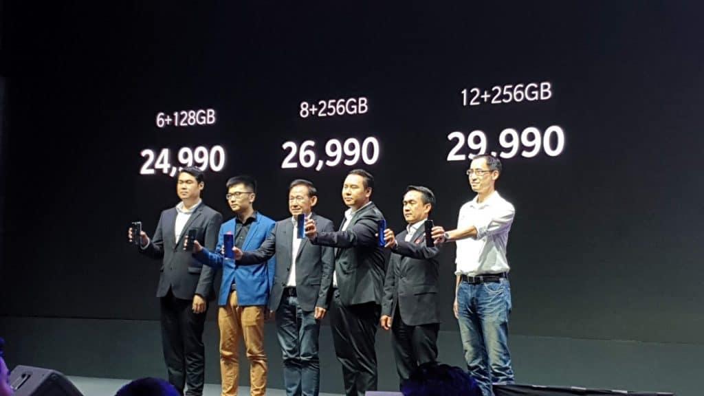 OnePlus 7 Pro ราคา