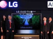 LG OLED TV W9
