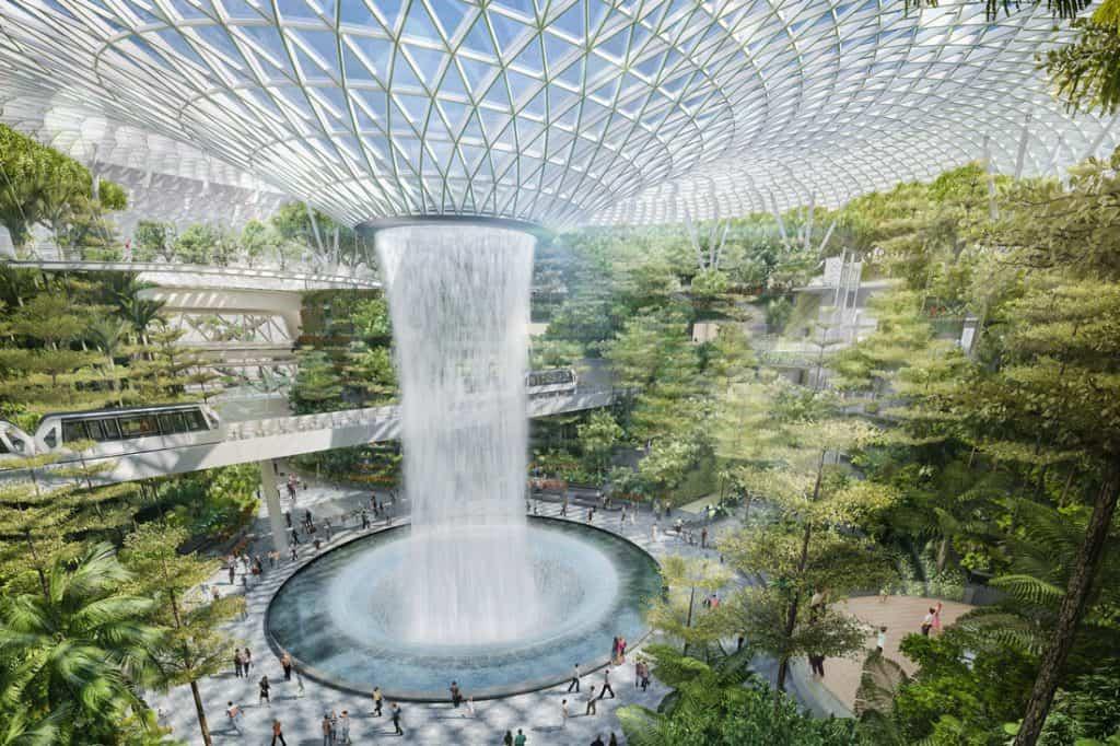 Apple Store สาขาสนามบินสิงคโปร์