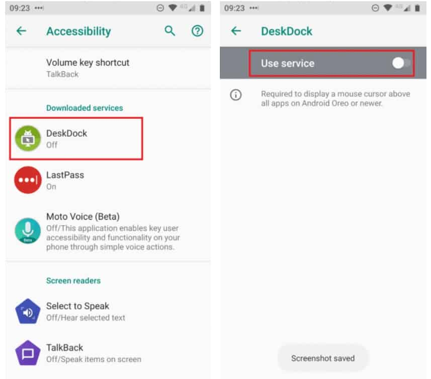 วิธีใช้คอมคุมมือถือ Android เหมือนจอที่ 2