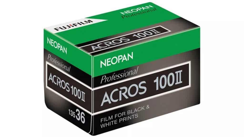 Fujifilm เตรียมจำหน่าย ฟิล์มถ่ายภาพ แบบขาวดำ
