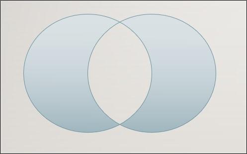 วิธีใช้ Merge Shapes บน PowerPoint