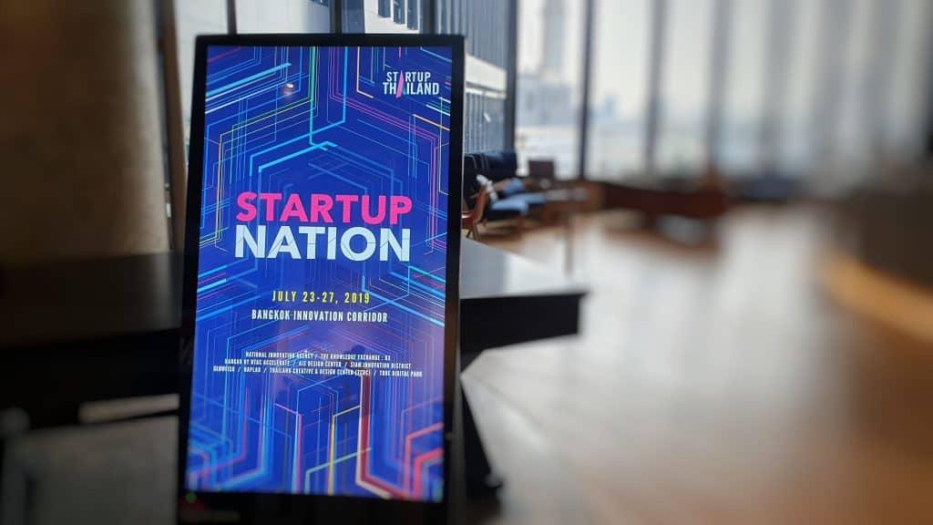 Startup Thailand 2019