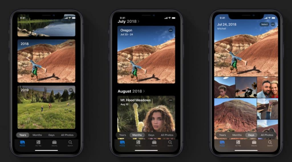 OS 13 iPadOS และ WatchOS 6