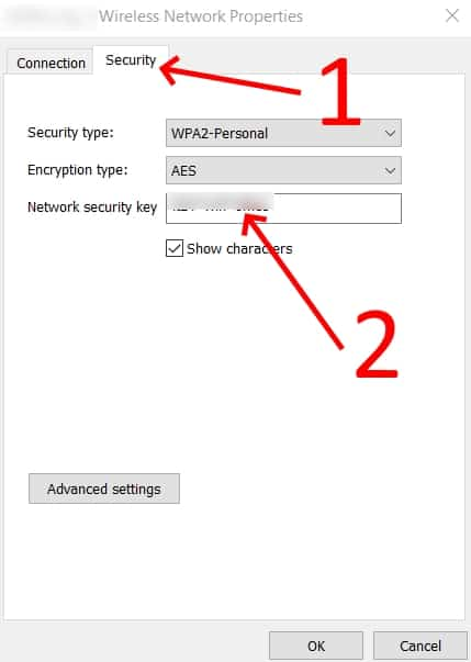 วิธีดูรหัส Wi-Fi