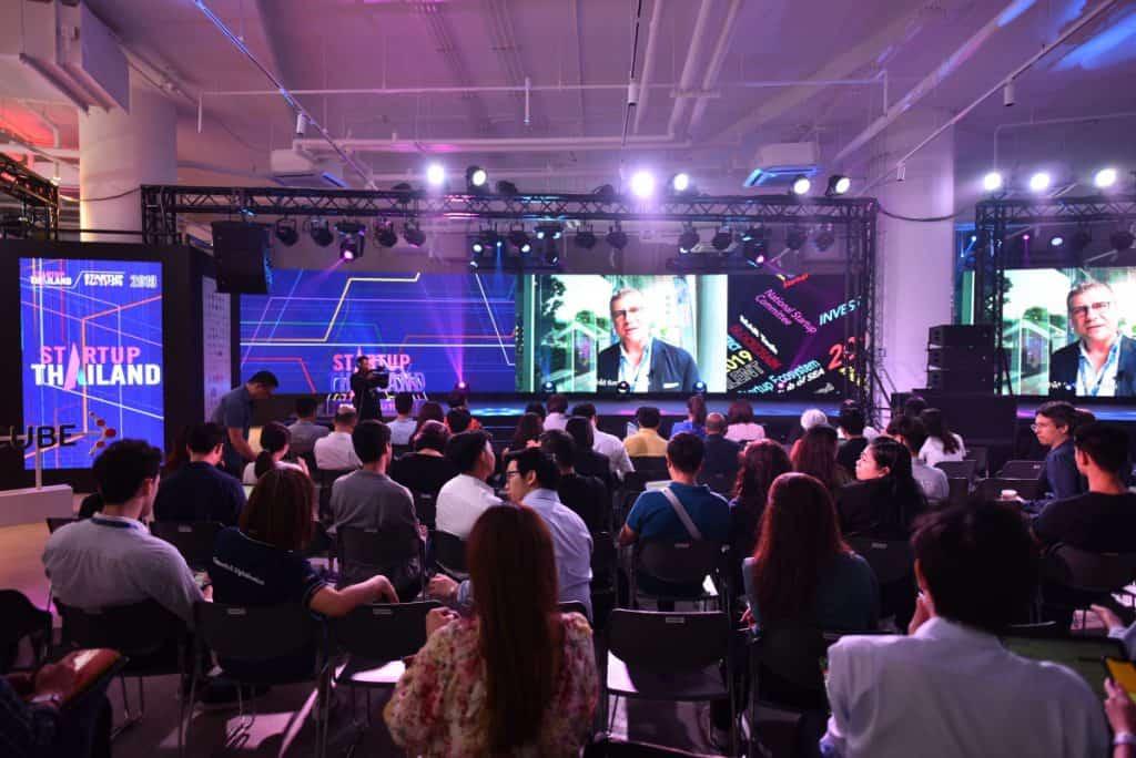 ปิดฉากอย่างยิ่งใหญ่ Startup Thailand 2019