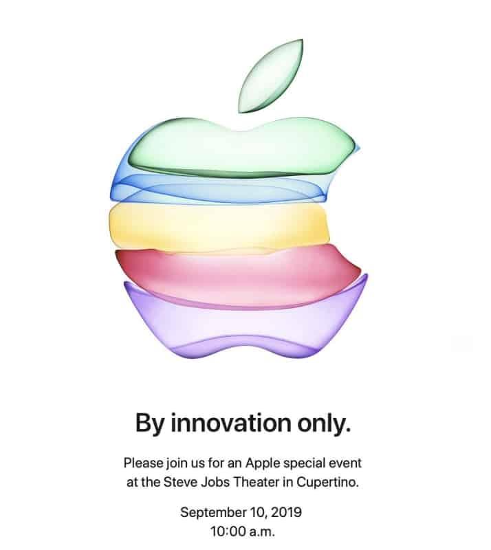 Apple ส่งหมายเชิญสื่อร่วมงาน Special Event