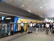 รถไฟฟ้าสายสีน้ำเงิน