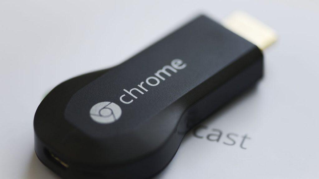 Google ประกาศ Chromecast รุ่นแรก
