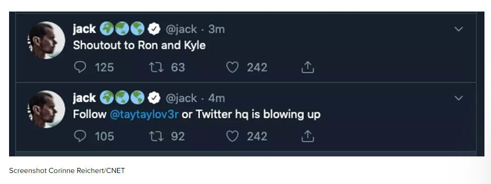 Jack Dorsey ซีอีโอ twitter