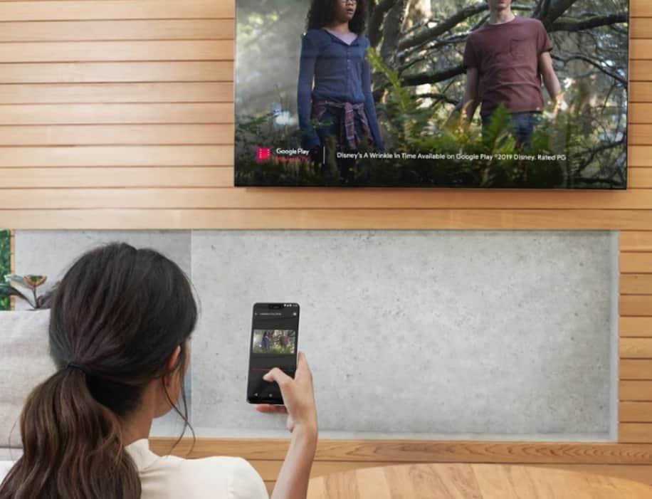 วิธีเชื่อมต่อมือถือเข้ากับทีวี