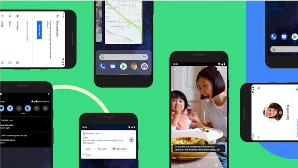 Android 10 กับ 10 ฟีเจอร์เด่น