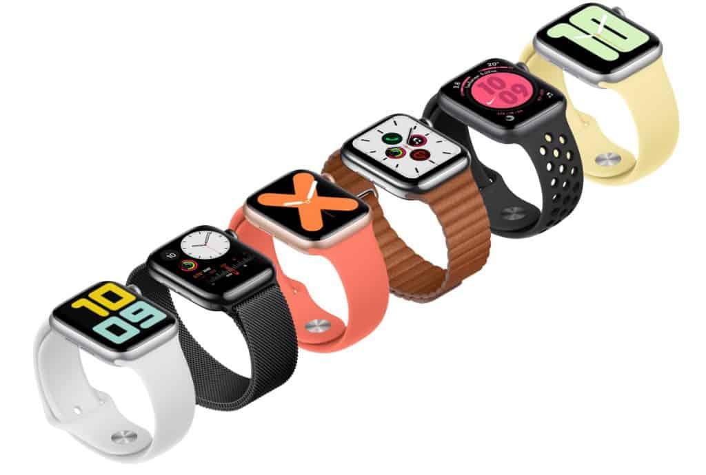 เปิดตัว Apple Watch Series 5