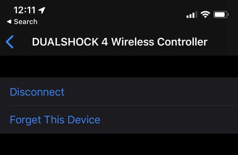 ต่อจอย PS4 กับ iPhone