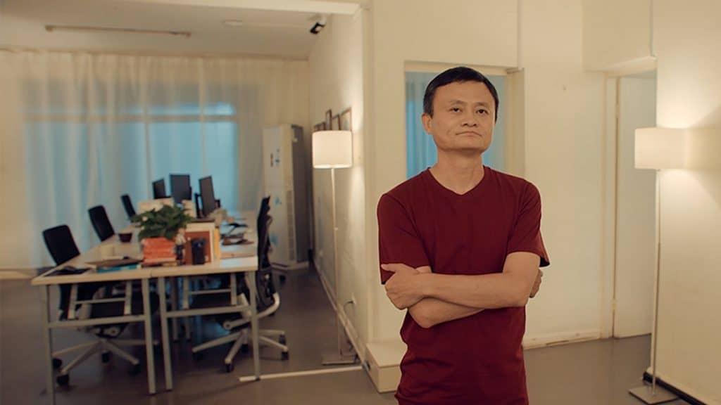 Jack Ma ลงจากตำแหน่งประธานบริษัทอาลีบาบา