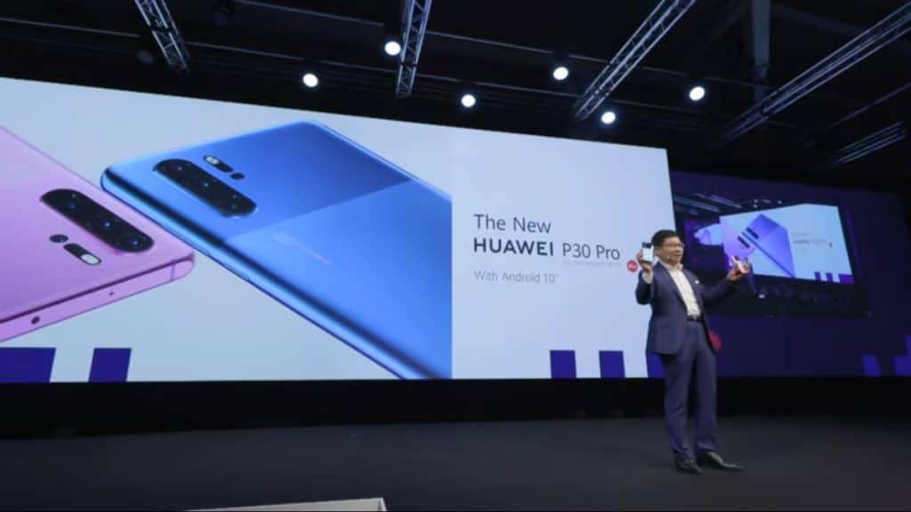 HUAWEI P30 Pro เปิดตัวเพิ่ม 2 สี