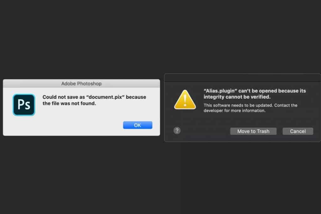 Adobe เตือนผู้ใช้ Mac อย่าเพิ่งอัปเดต macOS