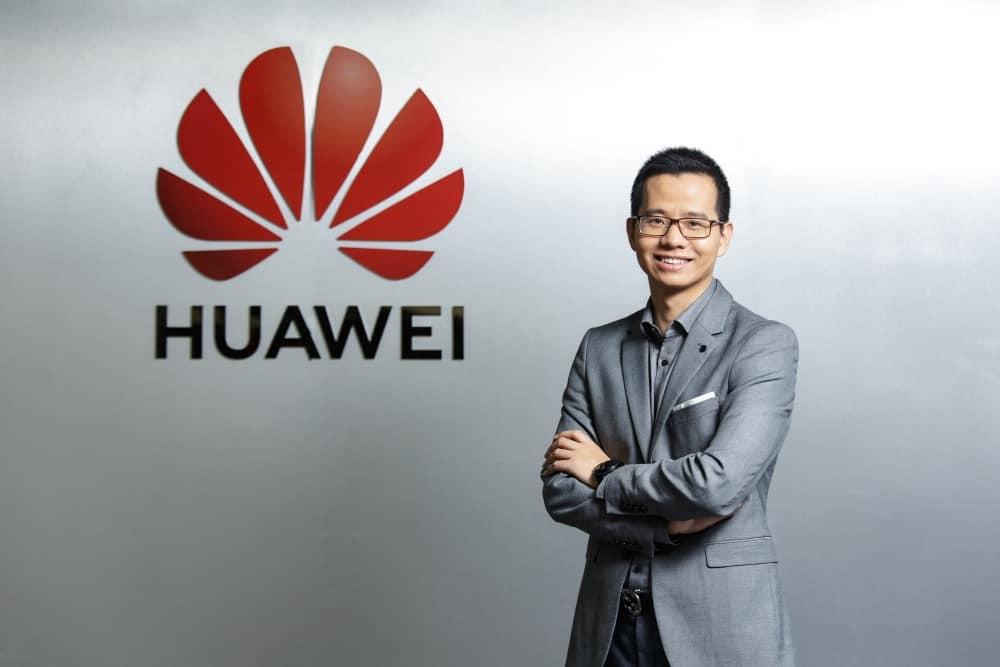 เอเบล เติ้ง ซีอีโอ Huawei ประเทศไทย