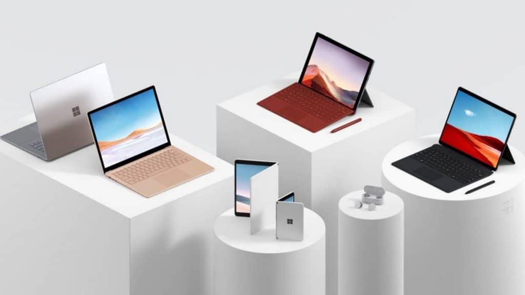 Surface Pro 7 เปิดตัว