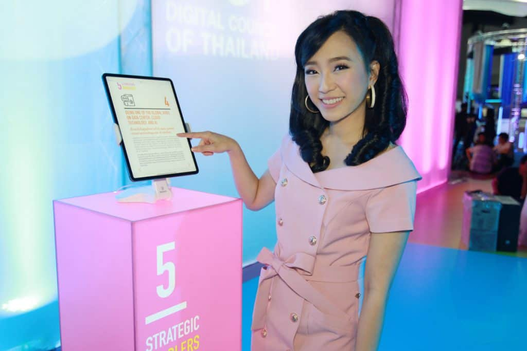 5 Strategic Missions Remap Thailand in The Digital World