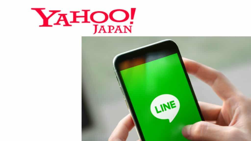 Yahoo Japan! เจรจาเตรียมควบกิจการ LINE