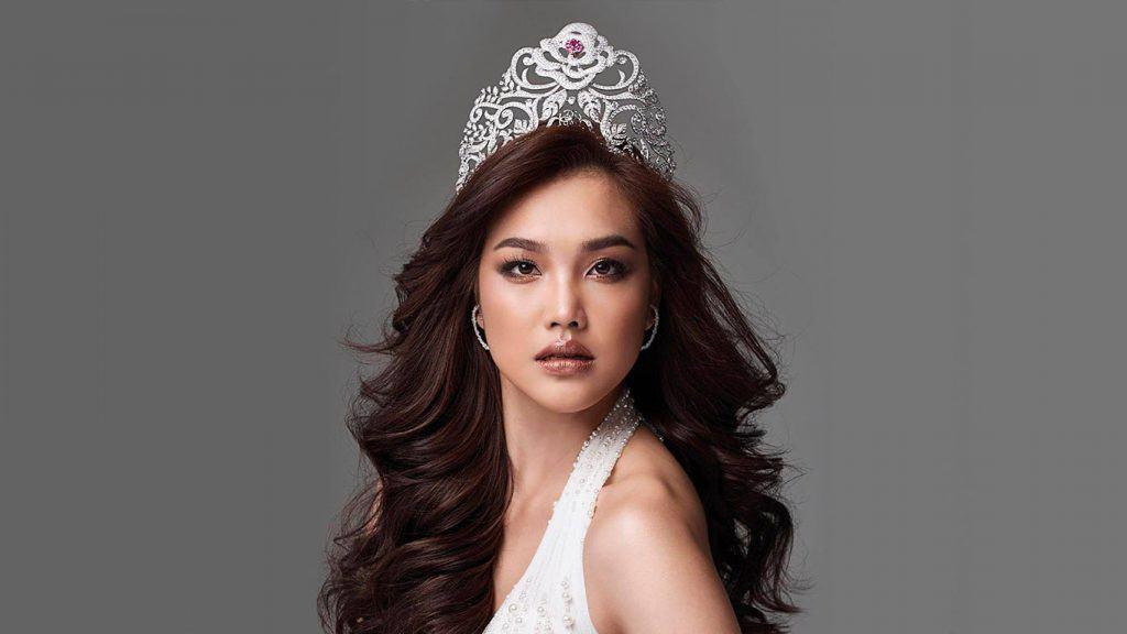 เกรซ นรินทร Miss Thailand World 2019