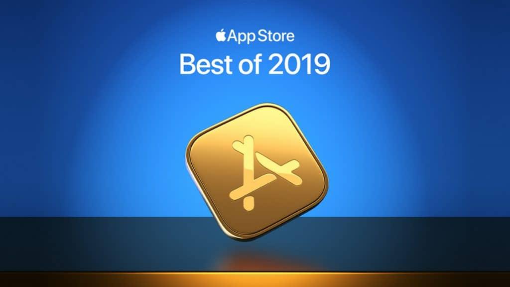 สรุปผล App Store Best of 2019