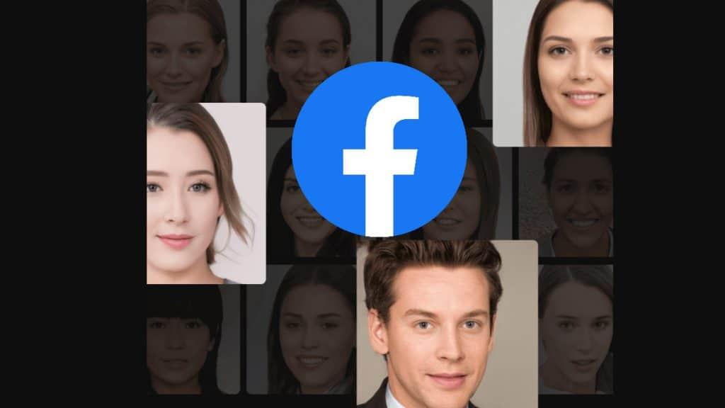 Facebook ลบบัญชีผู้ใช้รูปใบหน้าสร้างโดย AI