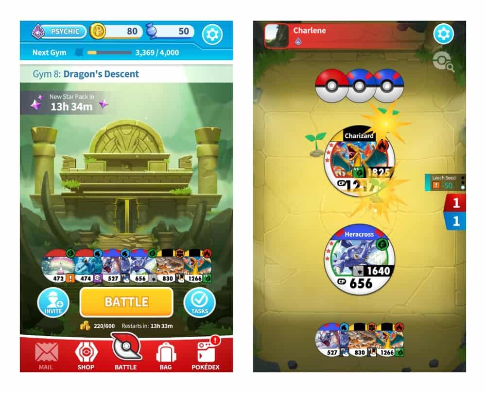Facebook เปิดตัวเกม Pokemon