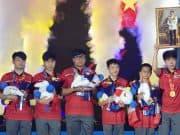 ทีมชาติไทยคว้าเหรียญทองกีฬาอีสปอร์ต ซีเกมส์ 2019