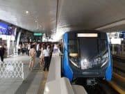 12ธันวาคม2562 รถไฟฟ้าฟรี