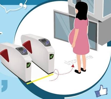 ใช้ประตูอัตโนมัติ รถไฟฟ้า BTS