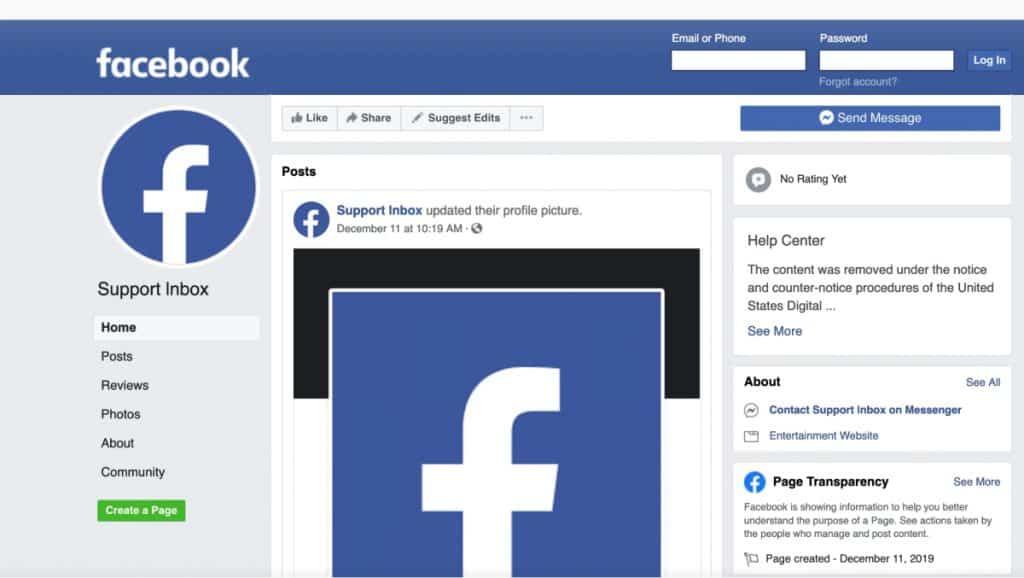 ระวังถูกแฮกรหัสผ่านบัญชี Facebook