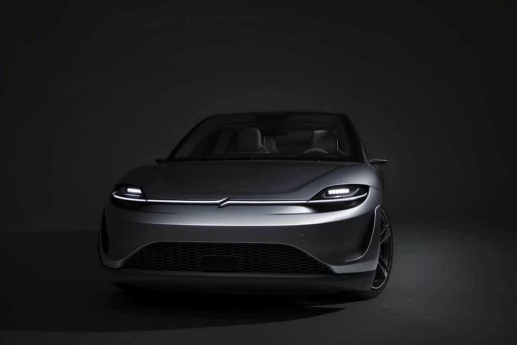 SONY VISION-S รถยนต์ไฟฟ้า