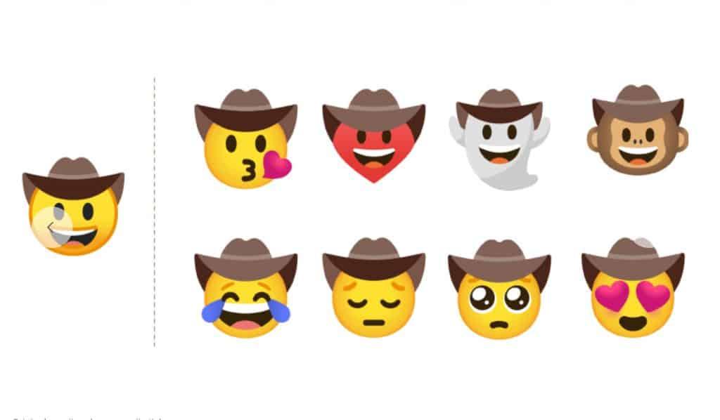 Emoji Kitchen สร้างอิโมจิลายใหม่