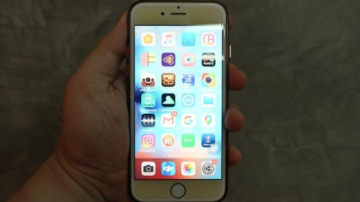 วิธีค้นหาแอพบน iPhone