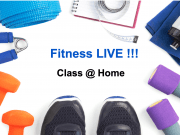 Fitness LIVE at Home