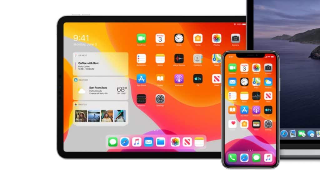 iOS 13.4 กับ iPadOS 13.4 เปิดให้อัปเดตแล้ว