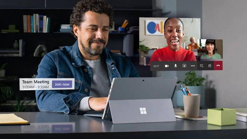 Microsoft Teams ล่ม
