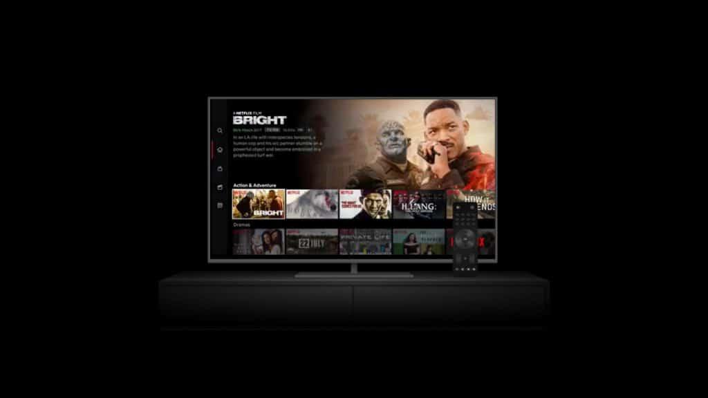 วิธีการรับชม Netflix แบบ 4K