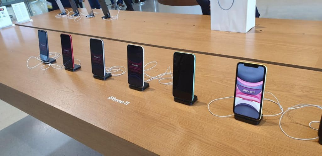 เปรียบเทียบราคา AppleCare+ ของ iPhone