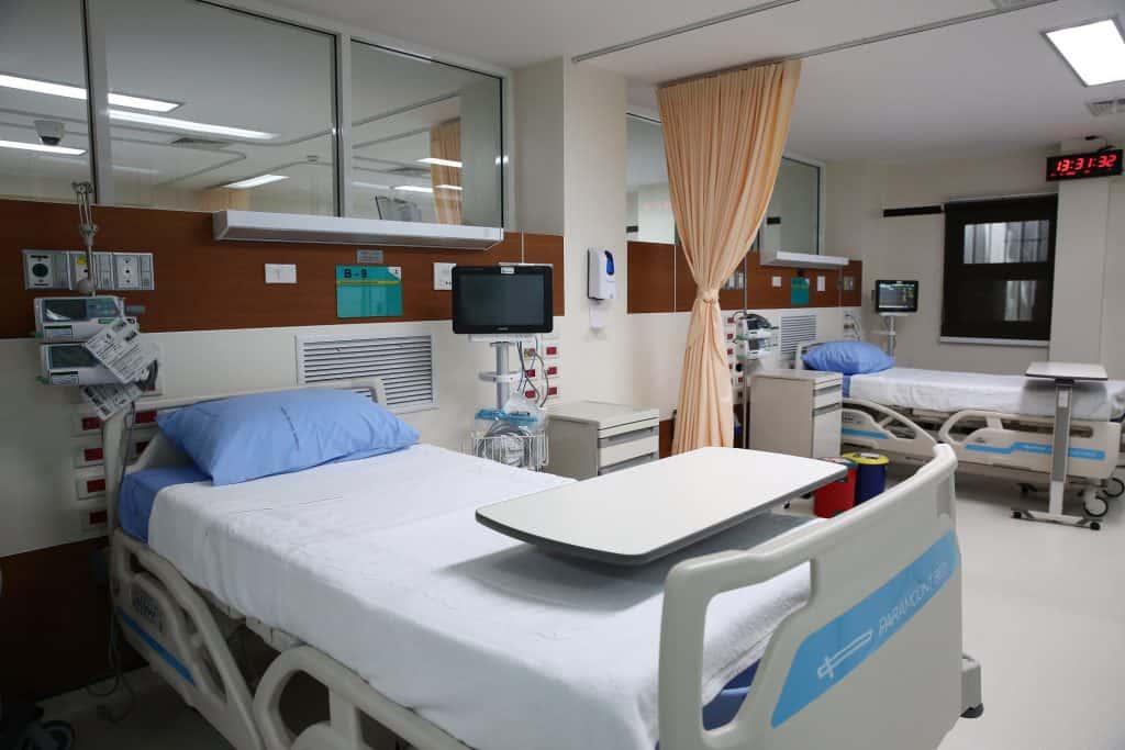 หอผู้ป่วยวิกฤตระบบการหายใจ