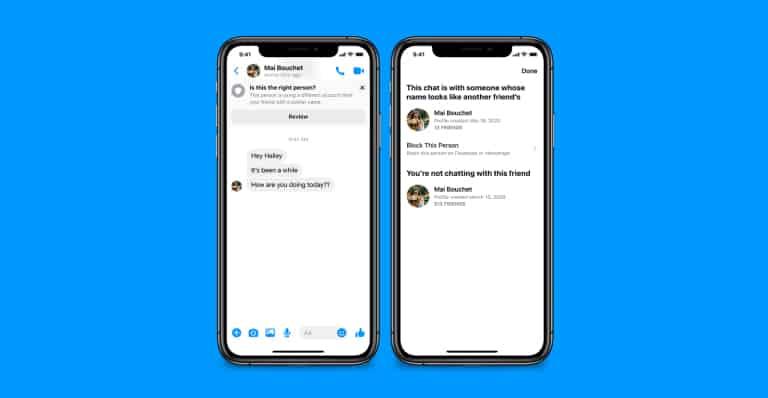 Messenger เตรียมออกฟีเจอร์ใหม่ แจ้งเตือนแชทลวง