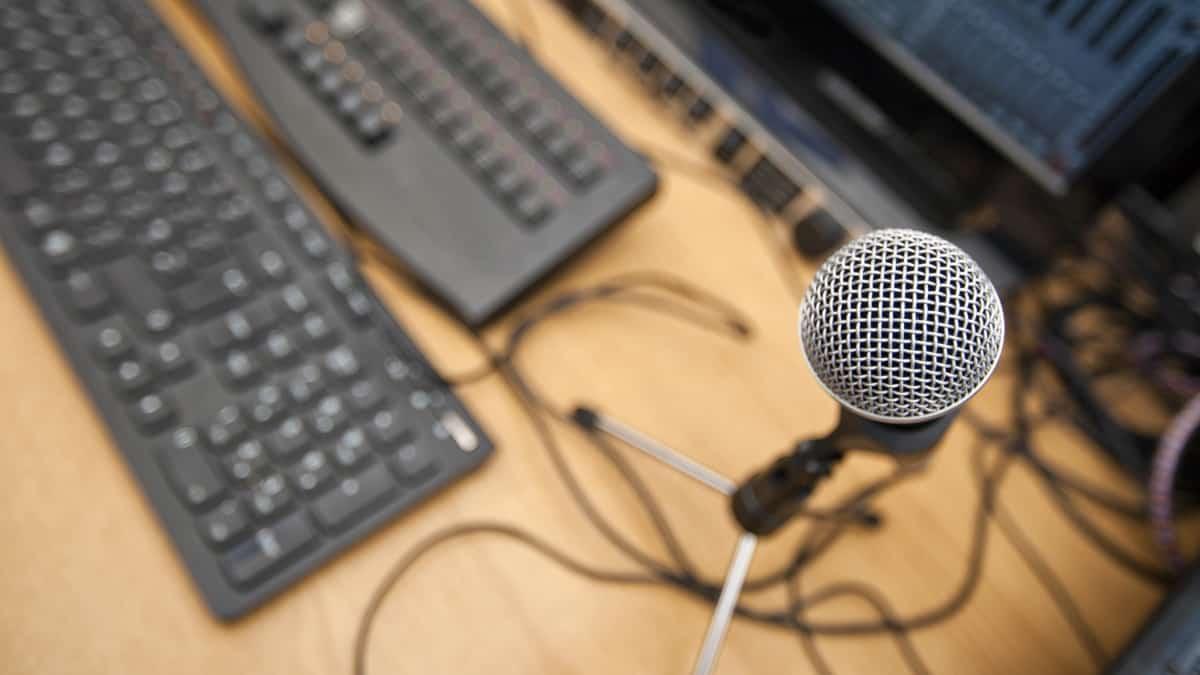 วิธีตั้งค่า Microphone ลดเสียงรบกวน