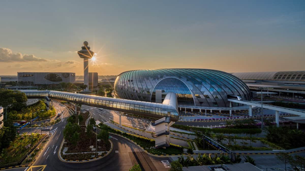10 อันดับ สนามบินดีที่สุดในโลก ปี 2020