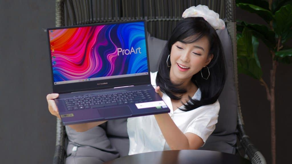 Review ASUS ProArt StudioBook