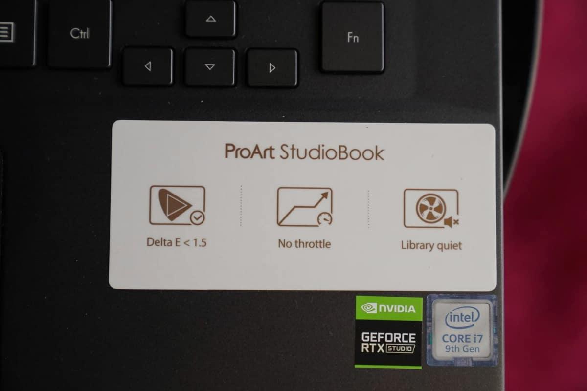 รีวิวโน๊ตบุ๊ค ProArt StudioBook 15