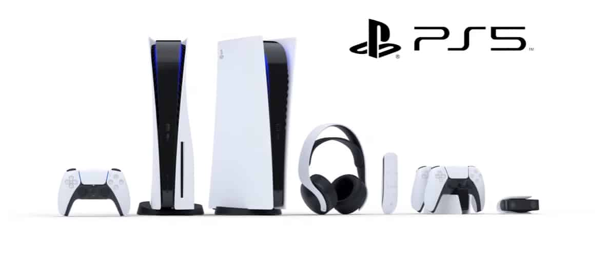 PS5 เปิดตัว